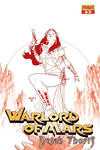 Cover for Warlord of Mars: Dejah Thoris (Dynamite Entertainment, 2011 series) #5 [Martian Red Retailer Incentive]