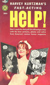 Cover for Harvey Kurtzman's Fast Acting Help! (Gold Medal Books, 1961 series) #s1163