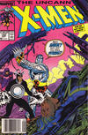 Cover Thumbnail for The Uncanny X-Men (1981 series) #248 [Newsstand]