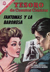 Cover for Tesoro de Cuentos Clásicos (Editorial Novaro, 1957 series) #109