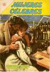Cover for Mujeres Célebres (Editorial Novaro, 1961 series) #18