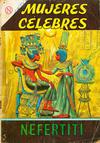 Cover for Mujeres Célebres (Editorial Novaro, 1961 series) #38