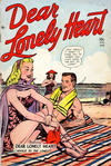 Cover for Dear Lonely Heart (Comic Media, 1951 series) #7