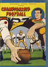 Cover for Championship Football (American Comics Group, 1956 series)