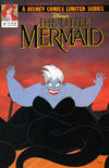 Cover for Disney's The Little Mermaid Limited Series (Disney, 1992 series) #2 [Movie Cover]