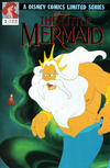 Cover for Disney's The Little Mermaid Limited Series (Disney, 1992 series) #3 [Movie Cover]
