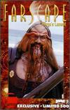 Cover for Farscape: D'Argo's Lament (Boom! Studios, 2009 series) #3 [Cover C - Challenger Exclusive]
