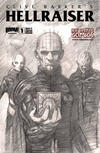 Cover for Clive Barker's Hellraiser (Boom! Studios, 2011 series) #1