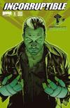 Cover for Incorruptible (Boom! Studios, 2009 series) #1 [Emerald City Comicon]
