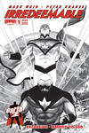 Cover Thumbnail for Irredeemable (2009 series) #1 [Earth 2 variant]