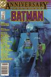Cover for Batman (DC, 1940 series) #400 [Newsstand]