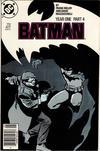Cover for Batman (DC, 1940 series) #407 [Newsstand]