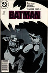 Cover Thumbnail for Batman (1940 series) #407 [Newsstand Edition]