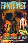 Cover for Fantomet (Semic, 1976 series) #7/1986