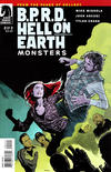 Cover for B.P.R.D. Hell on Earth: Monsters (Dark Horse, 2011 series) #2 [81]