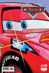 Cover for Cars (Boom! Studios, 2009 series) #1 [Cover C]