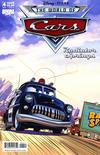 Cover for Cars: Radiator Springs (Boom! Studios, 2009 series) #4 [Cover B]