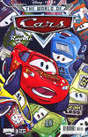 Cover Thumbnail for Cars: The Rookie (2009 series) #3 [Cover B]