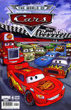Cover Thumbnail for Cars: The Rookie (2009 series) #4 [Cover A]