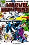Cover for The Official Handbook of the Marvel Universe (Marvel, 1985 series) #12 [Direct Edition]