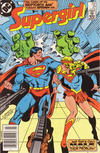 Cover for Supergirl (DC, 1983 series) #21 [Newsstand]
