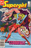 Cover for Supergirl (DC, 1983 series) #15 [Newsstand]