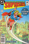 Cover Thumbnail for The Daring New Adventures of Supergirl (1982 series) #1 [Newsstand]