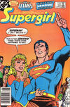 Cover Thumbnail for Supergirl (1983 series) #20 [Newsstand]