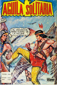 Cover Thumbnail for Aguila Solitaria (Editora Cinco, 1976 ? series) #207