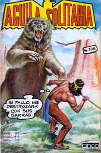 Cover for Aguila Solitaria (Editora Cinco, 1976 ? series) #306
