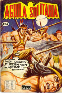 Cover Thumbnail for Aguila Solitaria (Editora Cinco, 1976 ? series) #434