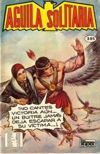 Cover Thumbnail for Aguila Solitaria (Editora Cinco, 1976 ? series) #395