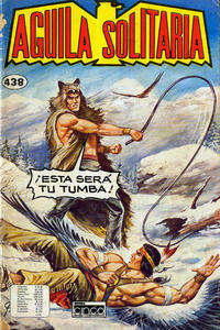 Cover Thumbnail for Aguila Solitaria (Editora Cinco, 1976 ? series) #438
