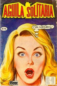 Cover Thumbnail for Aguila Solitaria (Editora Cinco, 1976 ? series) #478