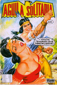 Cover Thumbnail for Aguila Solitaria (Editora Cinco, 1976 ? series) #629