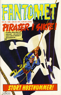 Cover Thumbnail for Fantomet (Semic, 1976 series) #20/1985