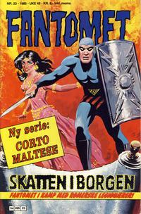 Cover Thumbnail for Fantomet (Semic, 1976 series) #23/1985