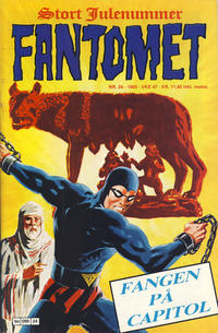 Cover Thumbnail for Fantomet (Semic, 1976 series) #24/1985