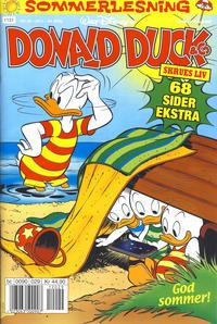Cover Thumbnail for Donald Duck & Co (Hjemmet / Egmont, 1948 series) #29/2011
