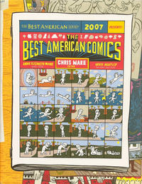 Cover Thumbnail for The Best American Comics (Houghton Mifflin, 2006 series) #2007