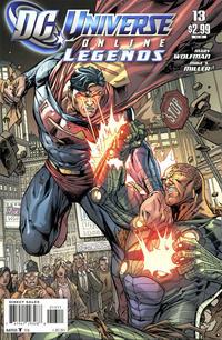 Cover Thumbnail for DC Universe Online Legends (DC, 2011 series) #13