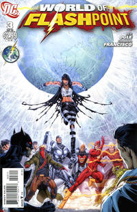 Cover Thumbnail for Flashpoint: The World of Flashpoint (DC, 2011 series) #3
