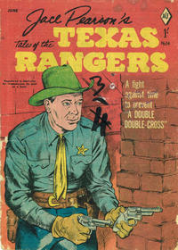 Cover Thumbnail for Jace Pearson's Tales of the Texas Rangers (Magazine Management, 1957 series) #14