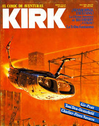 Cover Thumbnail for Kirk (NORMA Editorial, 1982 series) #6