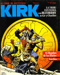 Cover Thumbnail for Kirk (NORMA Editorial, 1982 series) #7