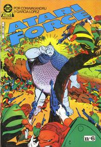 Cover Thumbnail for Atari Force (Arédit-Artima, 1985 series) #6