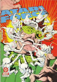 Cover Thumbnail for Atari Force (Arédit-Artima, 1985 series) #12