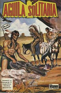 Cover Thumbnail for Aguila Solitaria (Editora Cinco, 1976 ? series) #16