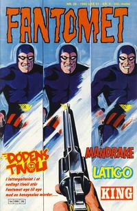 Cover Thumbnail for Fantomet (Semic, 1976 series) #26/1985