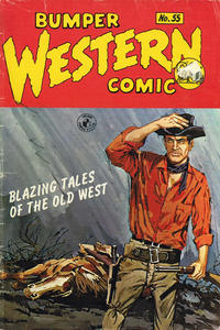 Cover Thumbnail for Bumper Western Comic (K. G. Murray, 1959 series) #55